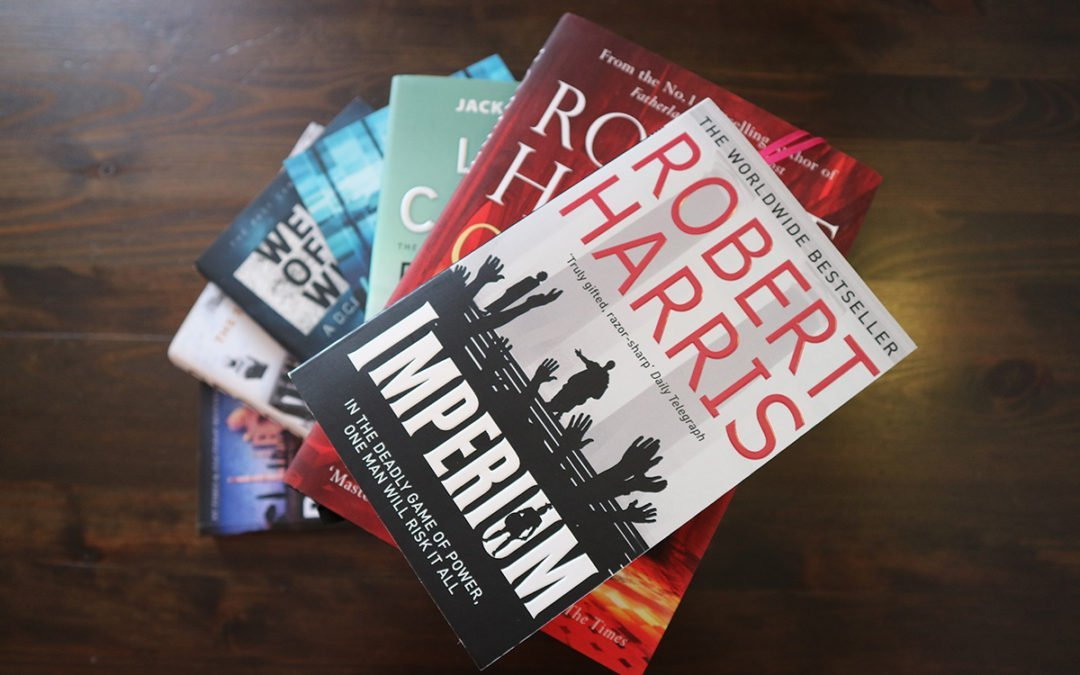 A Writer Reads: Top 8 Thriller Novels From My Summer Reading List