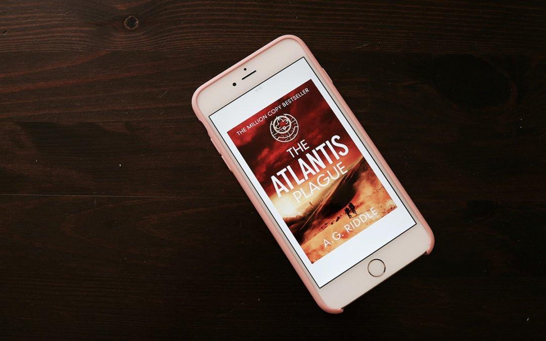 The Atlantis Plague | A Spoiler Free Book Review
